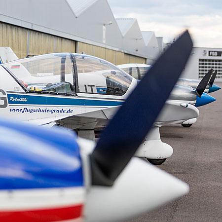 Flugzeugcharter